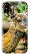 Back-tail Doe IPhone Case