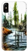 Back To Yesterday IPhone Case