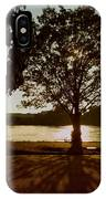 Backlit Tree IPhone Case