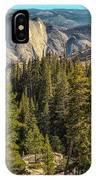 Backroads Of Yosemite IPhone Case