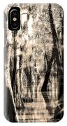 Backwater Cajun Country IPhone Case