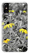 Backwoods Escape Triptych IPhone Case