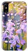 Backyard Garden IIi IPhone Case