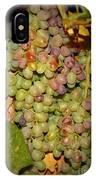 Backyard Garden Series -hidden Grape Cluster IPhone Case