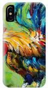 Bad Barnyard Bird IPhone Case