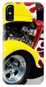 Bad Chevy IPhone Case