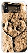 Badlands Love IPhone Case