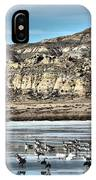 Badlands Spring Thaw IPhone Case
