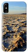 Badwater Basin IPhone Case