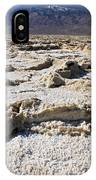 Badwater Telescope Peak Extremes   IPhone Case