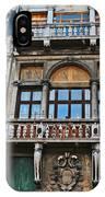 Baffo Balcony IPhone Case