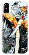 Bagger IPhone Case
