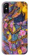 Baile En Las Flores  IPhone Case