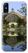 Balboa Park Botanical Building - San Diego California IPhone Case