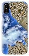 Balboa Park's California Tower By Diana Sainz IPhone Case