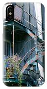 Balcony 1 IPhone Case