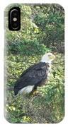 Bald Eagle IPhone X Case