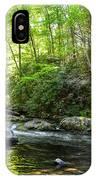 Bald River IPhone Case