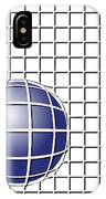 Ball In The Net IPhone Case