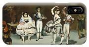 Ballet Espagnol IPhone Case