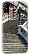 Balogna Steps IPhone Case