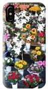 Baltic Flower Shop IPhone Case