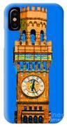 Baltimore Clock Tower IPhone Case