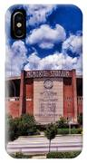 Baltimore Memorial Stadium 1960s IPhone Case