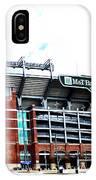 Baltimore Ravens - M And T Bank Stadium IPhone Case