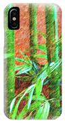 Bamboo #1 IPhone Case