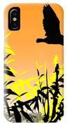 Bamboo Bird IPhone Case