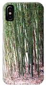 Bamboo By Roadsides Cherry Hill Roadside Greens            IPhone Case