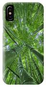 Bamboo Forest 2 IPhone Case