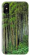 Bamboo Hill IPhone Case
