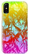 Bamboo Study 7 IPhone Case