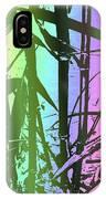 Bamboo Study 8 IPhone Case