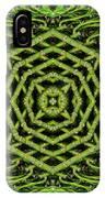 Bamboo Symmetry IPhone Case