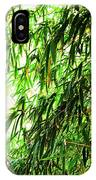 Bamboo Tree IPhone Case