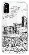 Bamburgh Castle IPhone Case