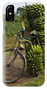 Banana Bike IPhone Case