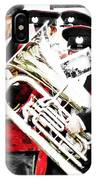 Band On The Run IPhone Case
