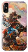 Banda Singh Bahadur IPhone Case