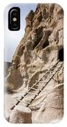 Bandelier Caveate - Bandelier National Monument New Mexico IPhone Case