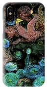 Bandon Beach Oregon Pacific Tidal Pool IPhone Case