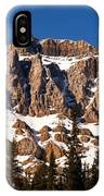 Banff National Park Scenic 1 IPhone Case