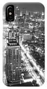 Bangkok Skyline 1 - Thailand IPhone Case