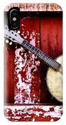 Banjo Mandolin - American Music IPhone Case