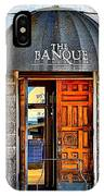 Banque IPhone Case