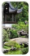 Bansi Garden IPhone Case