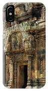 Banteay Srei Temple 01 IPhone Case